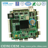 PCB электропитания PCB 12V маршрутизатора PCB WiFi Ru 94vo
