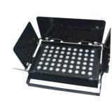 54pcsx3W 4a1 a cores RGB Holofote Luz de estágio
