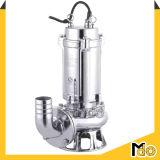 bomba de água de esgoto 75kw submergível principal elevada