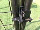 工場価格の一義的な鉄の塀デザイナー安い犬の犬小屋のパネル