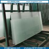 La sécurité de la construction Double Silver Low E Verre revêtement dur verre isolant Feuille de verre