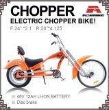 Электрический измельчитель велосипед 20-24 велосипеда измельчителя