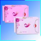 Pistas suaves ultra finas de /Sanitary de la servilleta sanitaria del algodón para las mujeres