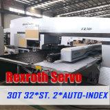 RexrothシステムCNCタレットの打つ機械