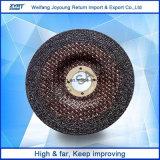 ステンレス鋼のための研摩の粉砕車輪