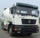 Sinotruk HOWO 6X4 구체 믹서 트럭