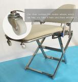 [بورتبل] كرسي تثبيت أسنانيّة مع يسافر عجلات [هر-مل09]