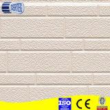 Панель сандвича PU металла плакирования пустотной стены Prefab составная