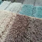 Micro fibra durável Non-Slip anticorrosão andar às ordens vindas de absorção de água o tapete de banho