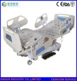 Bâtis multifonctionnels électriques de luxe approuvés de soins d'hôpital de l'hôpital ICU d'ISO/Ce