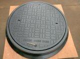 Tampas de câmara de visita seladas da tampa resina composta composta redonda