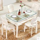 Закаленного стекла Uesd в таблице или в офисе двери