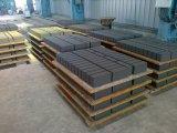 Pallet di bambù per il blocco/la macchina per fabbricare i mattoni
