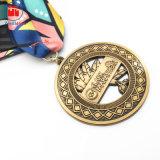 高品質の金属のスポーツのタイプのメダルマラソン