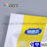 Kundenspezifischer lamellierter Fastfood- VMPET Beutel mit Reißverschluss für Zucker