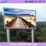 Piscine plein écran LED vidéo couleur pour la publicité l'écran (P6, P8, P10, P16)