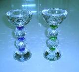 Crystal 명확한 Glass 초 Holder