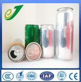 330 ml matériau aluminium de 500 ml de boisson gazeuse peut