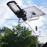 Nuevo mando a distancia 24 LED LED solar al aire libre de la luz de la calle muro de la ruta de la seguridad de la luz de emergencia PUNTO DE LUZ