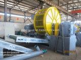 Qishengyuan는 만들었다 (절단) 기계 (세륨 ISO9001 증명서)를 갈가리 찢는 폐기물 타이어 슈레더 기계로 가공하기 위하여/타이어