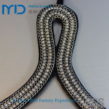 Las mujeres' S cuero de la PU de la sandalia superior con diamantes de imitación correas