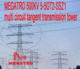 Megatro 500kv 5-5gt2-Ssz1 multi Kreisläuf-Tangente-Übertragungs-Aufsatz
