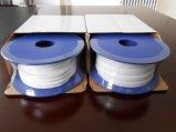 Venda elástico ampliada de la cinta de la cinta de PTFE para el sello industrial