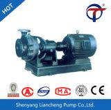 Pompa condensata centrifuga orizzontale materiale di trasferimento dell'acqua del acciaio al carbonio di N