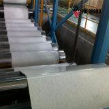 Bobine en aluminium de vente chaude matérielle décorative de peinture de couleur d'Ideabond