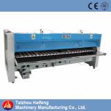 Las hojas de base automáticas del lavadero comercial salieron la máquina plegable de lino de la cubierta (ZD3000-V)