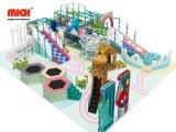 preço de fábrica personalizada grossista Funny crianças playground coberto para venda