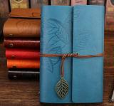 Het in het groot Uitstekende Notitieboekje van het Dagboek van het Leer van de School van de Reis