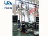PLA PVA biodegradáveis PE solúvel em água rebobinador única máquina de Extrusão sopro de película de plástico Automática