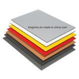 Bardage Solidaluminum ignifugé (PE) / revêtement en aluminium de panneaux muraux et plafond pour revêtement de toit