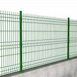 2019 clôture en grillage en fil enduit de PVC, grillage de séparation, clôture métallique