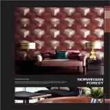 Le design intérieur, 3D Accueil la décoration, moderne, géométrique, revêtement mural en vinyle papier/papier peint mural/
