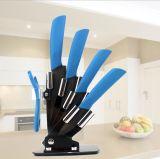 """3-6 """" la lama di ceramica della cucina di pollice ha impostato con il grembiule dello strumento (ZJ-0042)"""