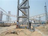 Magazzino prefabbricato della struttura d'acciaio (BY1915)