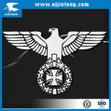 De transparante pvc vrij-Ontworpen Sticker van de Motorfiets ATV
