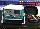 Insiemi a tre fasi automatici della prova del relè di protezione del Gdjb-PC
