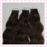 Бразильский Weave волос пачек выдвижения человеческих волос объемной волны волос девственницы