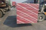 Le panneau de gypse de mur de pierres sèches/le panneau/papier plafond de gypse se sont posés au panneau de gypse/à plaque de plâtre