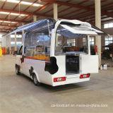 Camion de nourriture de boissons de crême glacée de nouveau produit/nourriture froids Van
