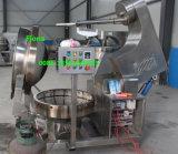Machine automatique de maïs éclaté de machine de maïs éclaté de gaz