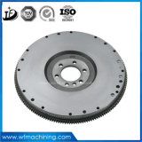 OEM Customized CNC Usinagem Flywheel para exercícios físicos Mecânica Iron Casting Parts Cast Iron Flywheel