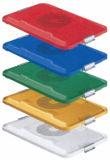 Steriler Baide Aluminium-Behälterdeckel