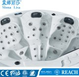 Design humanisé Big Massage Pool Spa Whirlpool (M-3356)