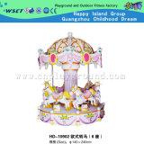 Тип горячего Carousel сбывания роскошный европейский ягнится электрический Merry-Go-Round (HD-10902)