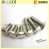 ASTM Zinc Yellow Heavy Hex Bolts
