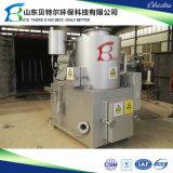 Piante residue dell'inceneratore per il trattamento dei rifiuti solidi